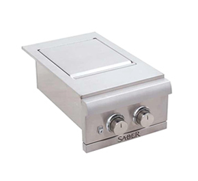 Конфорка Saber Dual Built-in Side Burner
