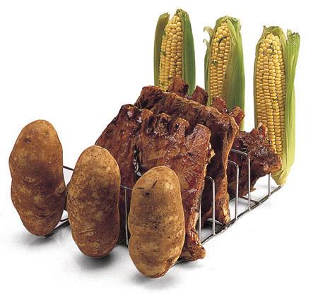 Підставка для запікання картоплі та ребер