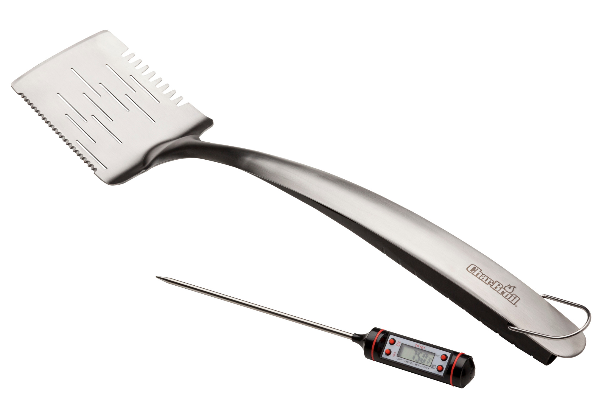 Лопатка з вмонтованим термометром