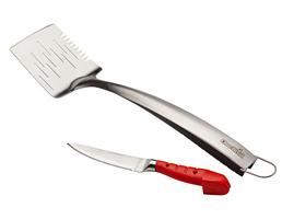 Набір лопатка+ніж Char-Broil для гриля