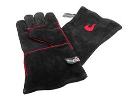Кожаные рукавицы для гриля