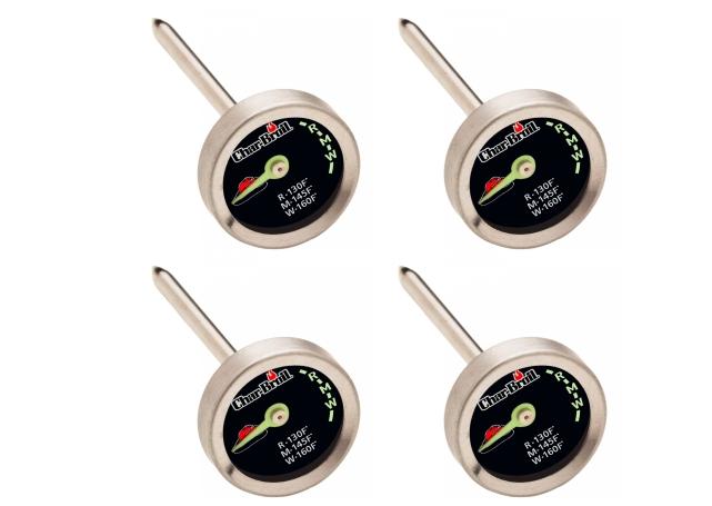 Комплект из 4 термометров