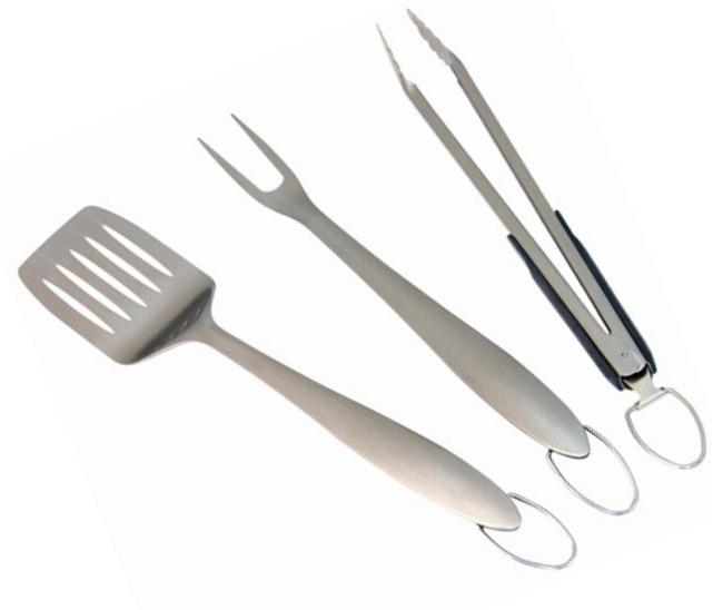 Набор для приготовления из трех инструментов Saber