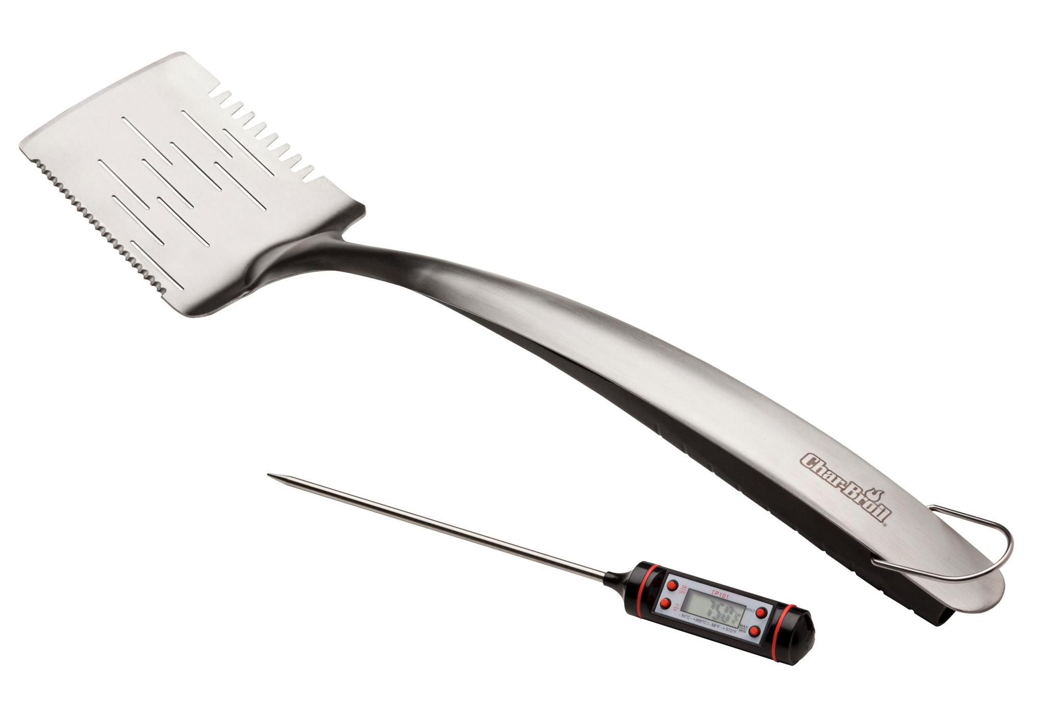 Лопатка с вмонтированным термометром