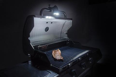 Світлодіодний ліхтар для гриля