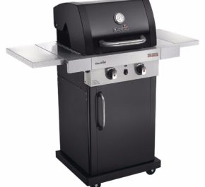 Газовий гриль Char-Broil Professional Black 2B 2017
