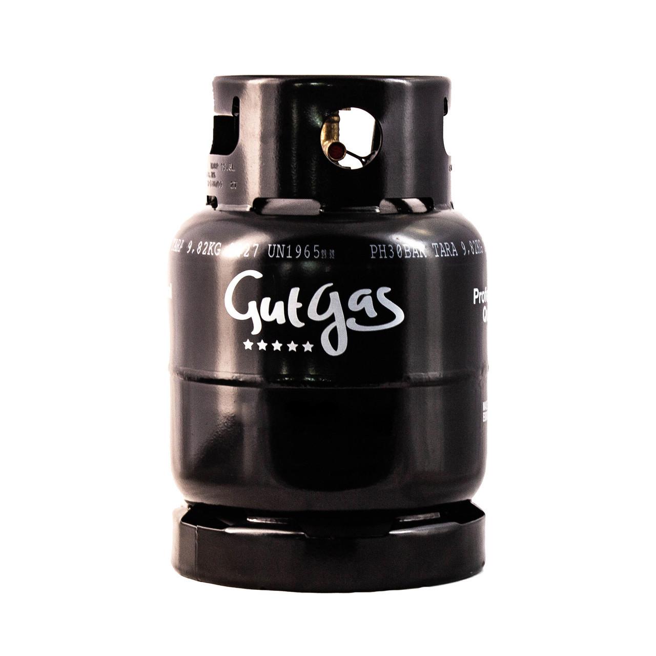 Газовый баллон для барбекю GUTGAS, 19,2 л