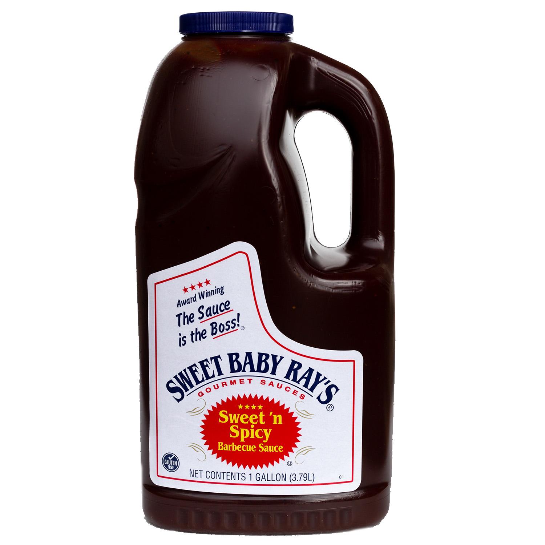 Барбекю соус Sweet Baby Ray's Sweet'n'Spicy, 4500 г.