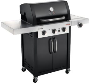 Газовий гриль Char-Broil Professional Black 3 Burner