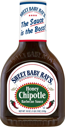 Барбекю соус Sweet Baby Ray's Honey Chipotle, 510 g