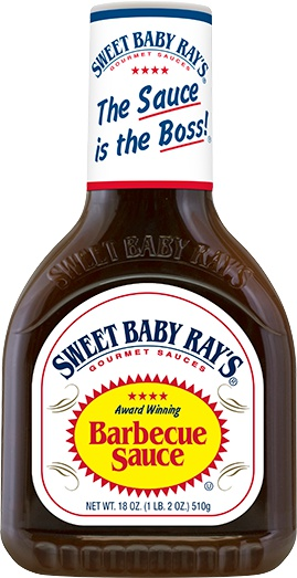 Барбекю соус Sweet Baby Ray's Original, 510 г.