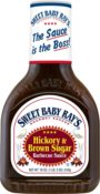 Барбекю соус Sweet Baby Ray's Hickory&Brown Sugar, 510 г.