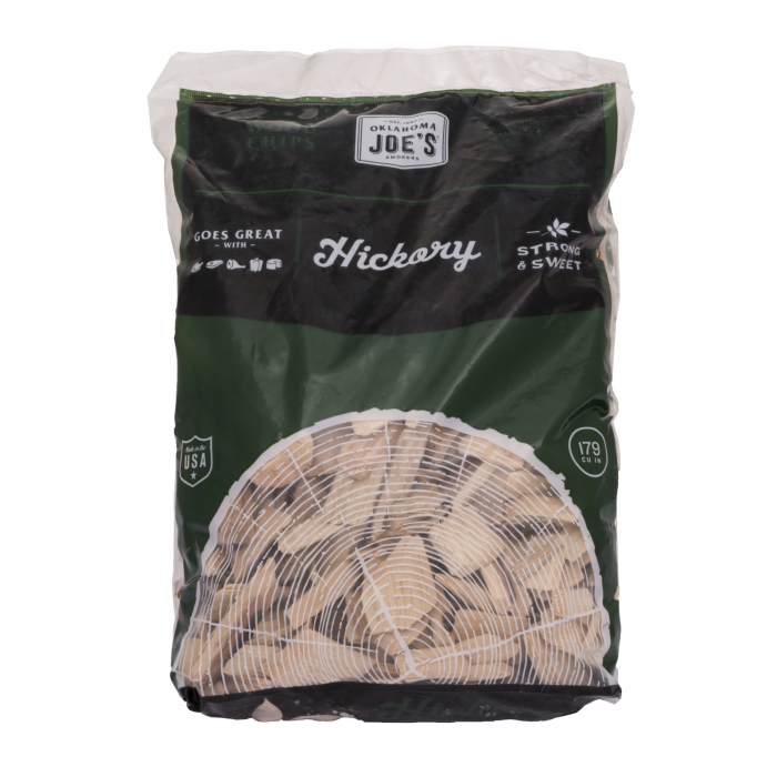 Тріска для гриля Oklahoma Joe's® Hickory Wood Chips, 900 г