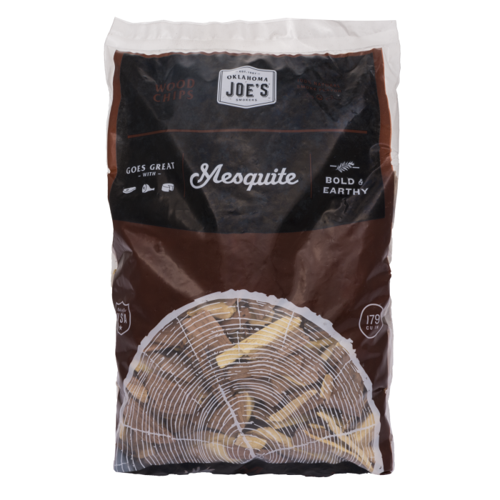 Щепа для гриля Oklahoma Joe's® Mesquite Wood Chips, 900 г