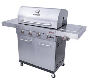 Газовый гриль  Char-Broil Signature 4 Burner