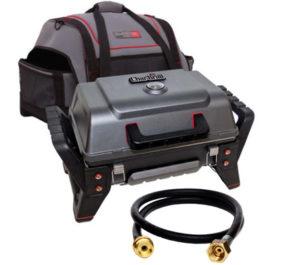 Комплект портативный гриль Char-Broil Grill2Go X200 + Сумка для гриля + Шланг EN