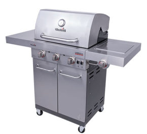 Газовий гриль Char-Broil Commercial 3 Burner