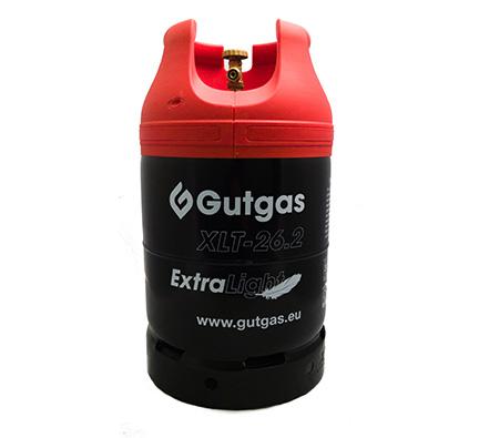 Газовий балон для барбекю GUTGAS 26,2 л